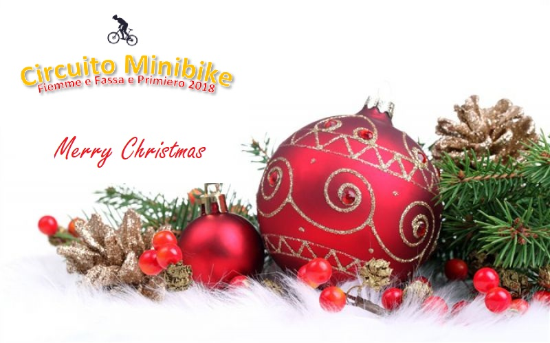 Merry Christmas Minibike 2018